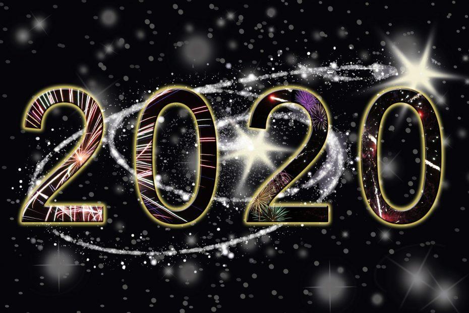 Silvester und neues Jahr 2020
