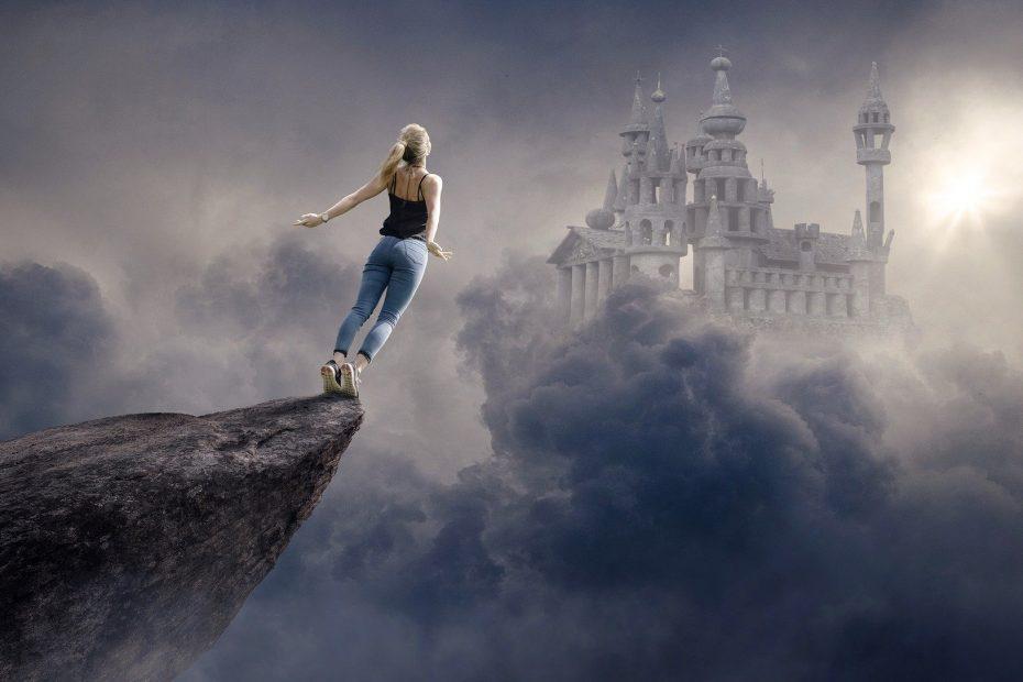 Geh auf deine Angst zu - hinter ihr wartet oft deine Leidenschaft